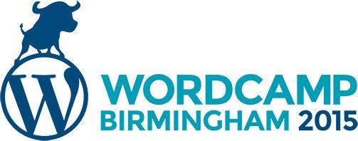 I sponsored WordCamp Birmingham UK 2015