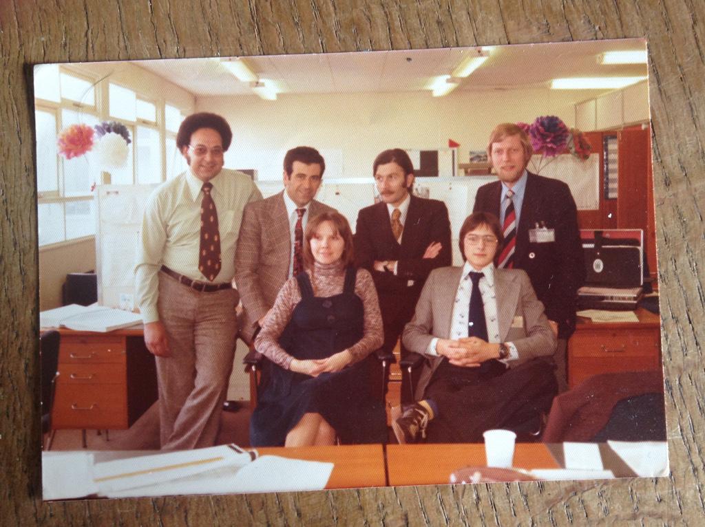 ROSS User Group 1975-1976