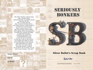 Seriously Bonkers – softback book